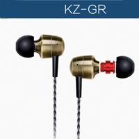 KZ-GR balanced in-ear earphone earbud enthusiast music bass vocals professional headphones