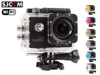 Original SJCAM SJ4000 WiFi Version FHD GoPro Camera Style Sport Action Camera Diving 30M Waterproof Support Gopro Accessory