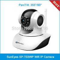 SunEyes T Series Wifi IR Cut Night Vision IP Camera