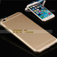 "Free shipping Low Price Ultra thin 0.3mm TPU Gel Clear Case For iPhone 6 4.7 "" Slim Phone Back Cover for iphone6"