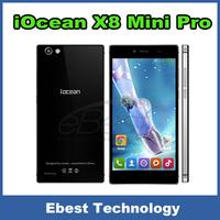 New original Iocean X8 Mini pro Smart Mobile Phone Android 4.4 MTK6592 Octa Core 5.0 inch IPS Screen 2GB 32GB 8MP GPS 1280*720