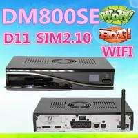 DM800 se DM800HD hd Satellite Receiver DM800se with sim2.10 card Wifi BCM4505 Turner DVB-S tuner Bootloading #84 Dm 800se WIFI
