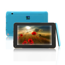 7 inch Allwinner A23 Q88 tablet pc Dual camera capacitive screen WIFI 512MB 8GB Android 4.2 tablet