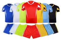 306Short sleeve soccer uniform