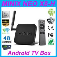 MINIX NEO X8-H X8 H X8H Android TV Box Amlogic S802-H Quad Core 2.0GHz 2G/16G 2.4G/5GHz WiFi XBMC Player IPTV Smart TV Mini PC