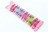 NEW Arrival Fashion Brand Children Hair Clips Hair Accessories BB Clips  Hairpins 120pcs Children Birthday Gifts