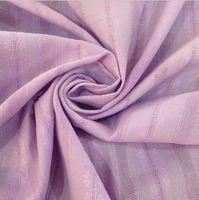 Hight quality  shirt skirt  fabric 100% Cotton Gauze Fabric  jacquard stripe dyed 145 cm 57'' width 108 gsm  small wholesale