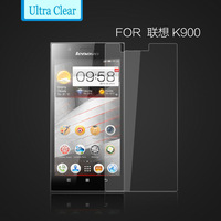 3x Ultra Clear Screen Protector For lenovo K900 Protective Film Screen Guard free shipping