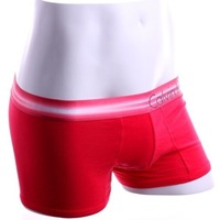 50pcs/lot 100% New good quality cheap price trunk shorts men underwear men boxers M/L/XL 4 colors