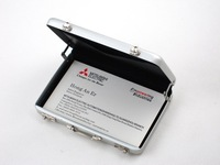 Free Shipping+Wholesale Password Aluminium Credit Card Holder small case Business Card Case,60pcs/lot