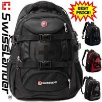SwissLandernew  Swiss 15.6 inch women laptop backpack men notebook backpack school laptop bag travel rucksack for brand laptops
