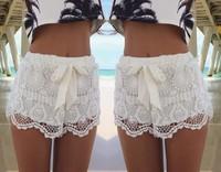 botas femininas 2014 New Fashion Summer Casual Lace Short DE RENDA BEATRIZ roupas femininas shorts
