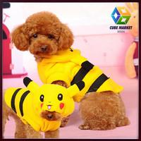CUBE MARKET PET SHOP Soft Pet Dog Puppy Cat Clothes Fleece cat Costume Coat Jumpsuit Hoodie
