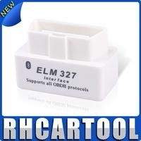 Super obd2 scanner elm327 series mini 327 elm327 bluetooth v2.1(10pcs\lot)