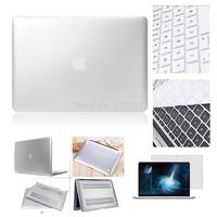 Hot! laptop case protective shell mac air 11.6 13.3 case/mackbook pro 13.3 15.4 retina Case notebook computer accessories