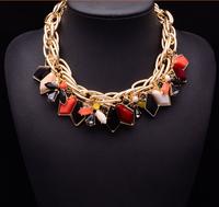 2014 ZA Brand Design Statement Vintage Hotsale Wholesale New Good Quality Unique Women Accssaries 9454