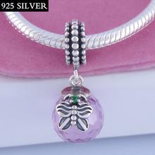 Бисер  от wanlee silver, материал 925 стерлингового серебра и кристаллов артикул 2047905843