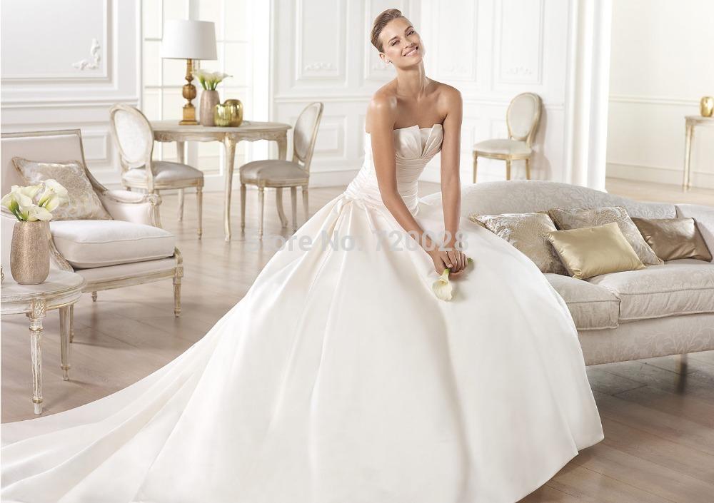 free shipping 2015 wedding dress style GEORGIA(China (Mainland))