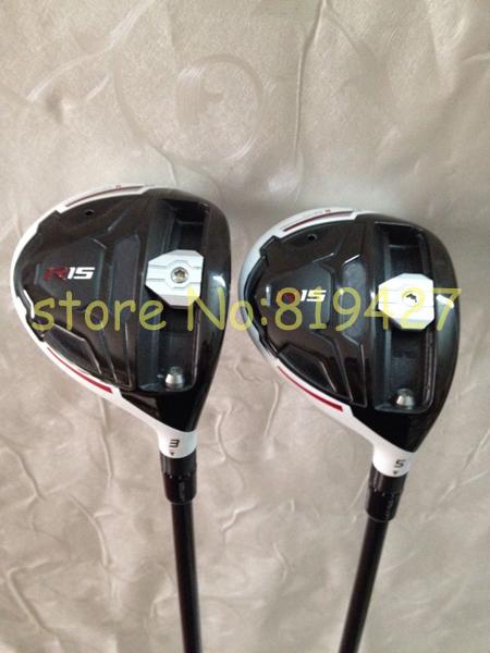 клюшка для гольфа 2015 R15 3# 5# flex 2 клюшка для гольфа ems r15 3 15 5 19 r15