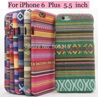 50 Pcs/Lot for iPhone 6 Hard PC Case Gyrosigma Cloth PC CASE Tide For iPhone 6 4.7 inch For iPhone 6 Plus 5.5 inch