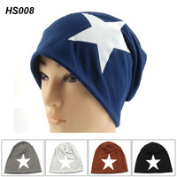 New in winter hat men women fashion beanie hat with high quality HS008 Free Shipping