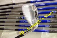 2014 Hot Sale SLDR Golf Irons With Speeder 67 Grams Graphite R Flex Shafts Golf Irons Clubs #456789PAS