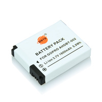 DSTE Replacement Li-ion Battery Pack for Gopro AHDBT-002 Hero Hero2 Camera