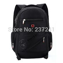 2014hot!#120 SwissGear Pegasus quality goods men's travel bag men's backpack - nylon black hiking backpack - practical backpack(China (Mainland))