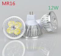 High Power led lamps GU10 MR16 E27 15W 9W 12W led Spotlight lights12V led Downlight For Bedroom Living 1pcs/lot freeshipping