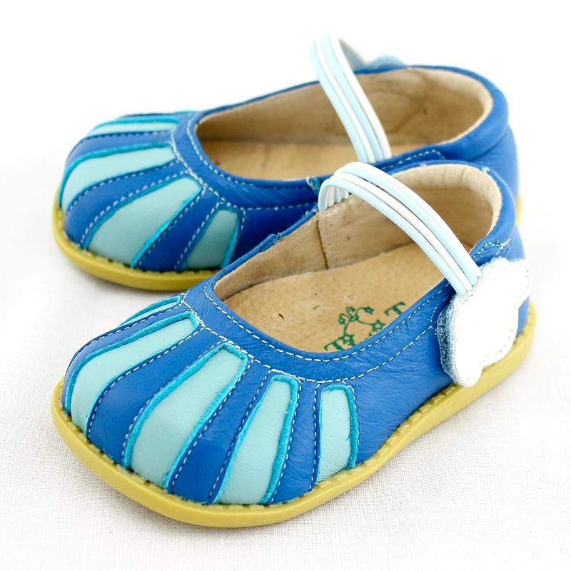 Кожаная обувь для мальчиков TipsieToes 22265