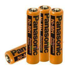 Original battery 1.2V aaa 630mAh ni-mh aaa rechargeable cordless phone battery nimh for Panasonic batteries cordless telephone(China (Mainland))