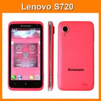 "Russian menu lenovo S720 Andorid 4.0.4 cell phone 4.5"" IPS andorid 4.0 GPS WIFI 512 RAM 4GB ROM MTK6577 Dual core"