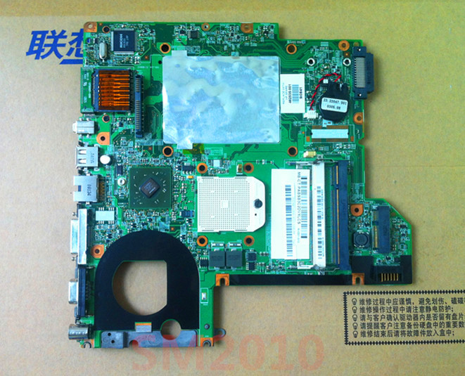 laptop motherboard 462535-001 453411-001 for HP pavilion DV2000 series DV2500 DV2700 Notebook PC for AMD mainboard MCP67M-A2(China (Mainland))
