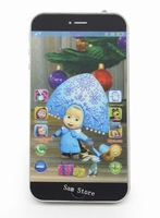 Talking Masha and Bear Learning education Russian Language Baby Phone doll Electronic Classic kid's Toys phone With original box
