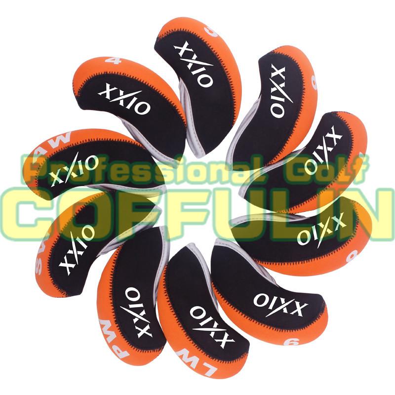 клюшка для гольфа New 1Set XXIO XX10 Headcovers 8Colors Headcovers new 10 1