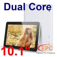 10.1 inch tablet pc Action ATM7021 Dual Core 512MB 8GB Dual Camera HD 1024x600 Capacitive screen Free Shipping