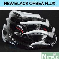 NEW BLACK ORBEA Flux Helmet ONE integrally molded helmet -Bicycle cycling helmet Bicicleta Mountain helmets