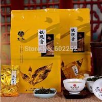 Free Shipping!250g Chinese Anxi Tieguanyin Tea, Fresh China Green Tie Guan Yin Tea, Natural Organic For Health Oolong Tea