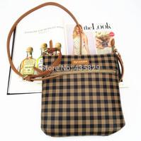 2014 Hot Sale Women's Plaid PVC shoulder bag Revendele Brand Popular Fashion Whole sale(Retail)9168