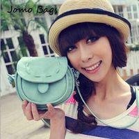 New Fashion Handbag PU Leather mobile phone candy color mini women messenger bag for vintage girls shoulder bag women bag z2970