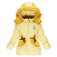 Free shipping  2014 New Children's autumn and winter jackets  kids,Girls Down Jacket Duck Down,  Children's Down Coat