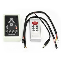IC dream color 133 Change led rgb strip rf controller for LPD 6803 led strip
