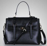 2014 handbag high quality fashion City women genuine leather shoulder bag Napa leather messenger bags
