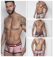 PINK HERO Men's Cotton Striped Boxer Shorts (M,L,XL,XXL)Can Mixed batch