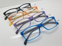 2015 New Arrival Free shipping acetate  frame myopic eyeglasses for men full rim optical frame 2123
