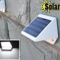 LED Solar light control light IP67 LED Outdoor Lamp Wall Light 0.6W  0.2V Super bright Free Shipping wholesale Light