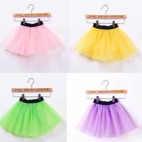 Children girl   party tulle tutu skirt  Christmas Birthday party tutu Ballet dance tutu  Free shipping