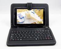 New Russian USB Keyboard Tablet Case Universal for 7 Inch 8inch 9inch 10inch 10.1inch Android Tablet With Stylus Pen Gift