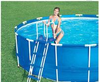 Adult Swimming Pool 457 122 cm Bestway Better than Intex Tarpaulin Inflatable Piscina Swiming Pools Free Accessories Filter Pump