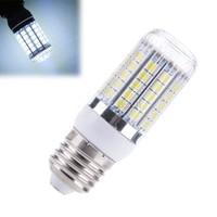 Promotion LED Bulbs 9W E27 SMD5050 59 LEDs LED Lamps Light Bulb Non-dark Space LED Corn Bulbs Spotlights SV22 SV009459